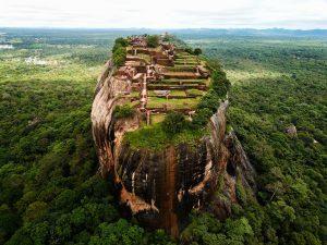 Sigiriya, Lwia Skała