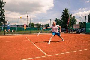 tenis relaksmisja