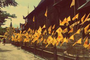 Świątynie Tajlandia