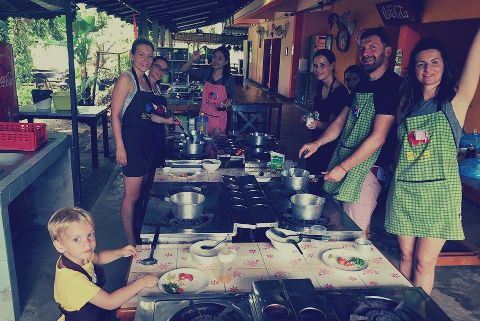 Szkoła gotowania Tajlandia