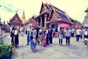Świątynie Bangkok