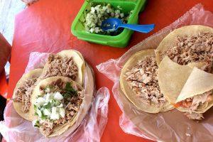 tacos z kurczakiem kraina piniaty