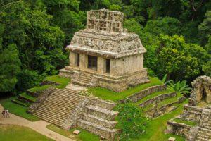 ruiny majów meksyk