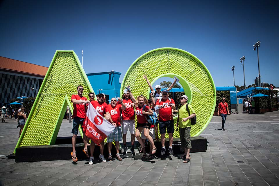 relaksmisja na australian open 2017