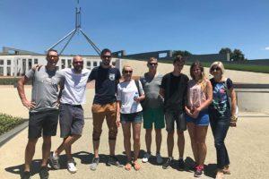 relaksmisja w australii