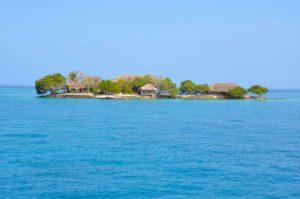 raj na ziemi archipelag wyspy różańcowe karaiby