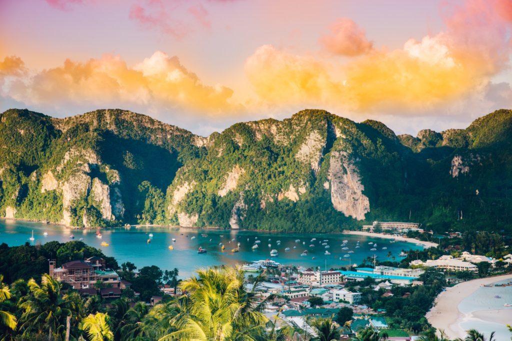 podróż poślubna tajlandia