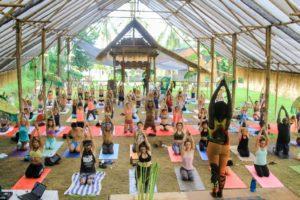 indonezja joga bali ubud