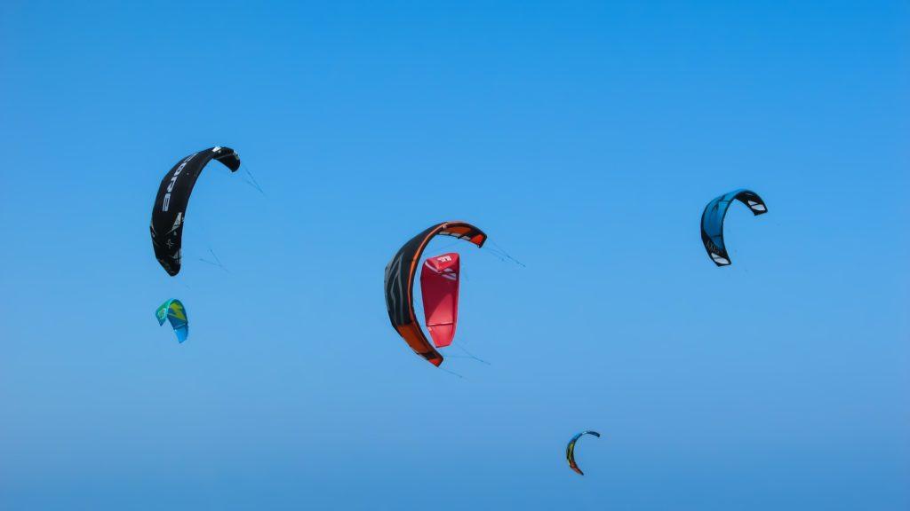kite wschodnia australia