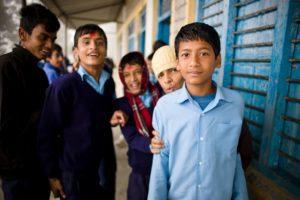 nepal ludność