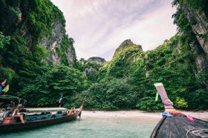 podróż jesienią Tajlandia