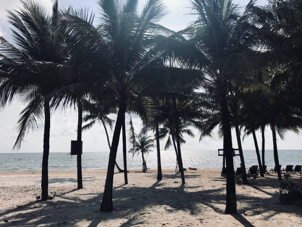 rajska wyspa w wietnamie