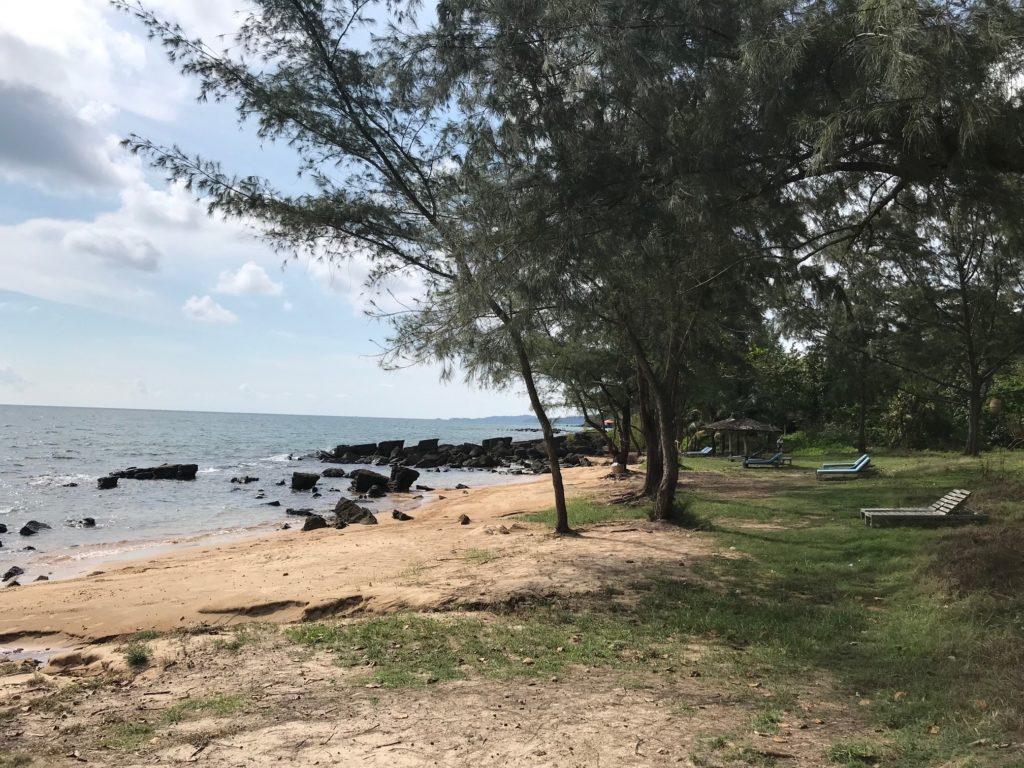 dziewicze plaże wietnam