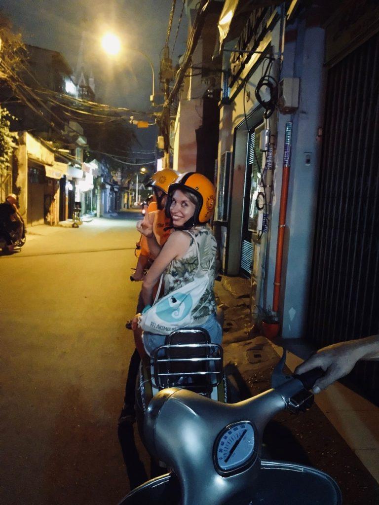 skutery w wietnamie