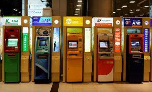bankomaty tajlandia