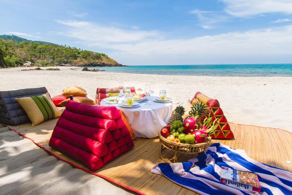 Koh Lanta plaża