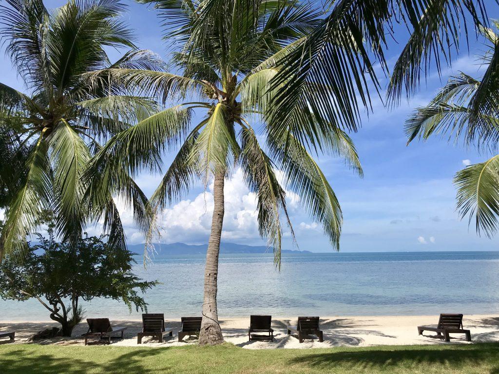 Koh Phangan plaża