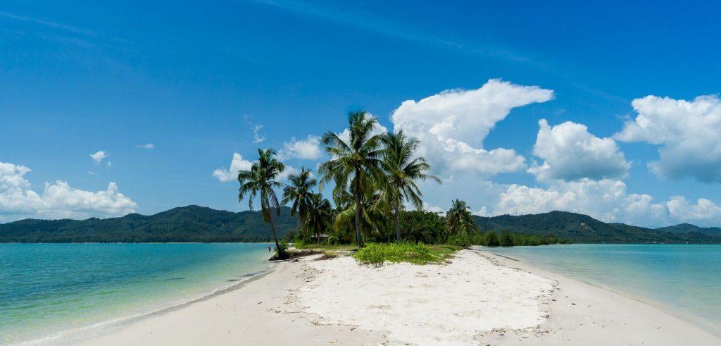 Koh Yao Yai plaża
