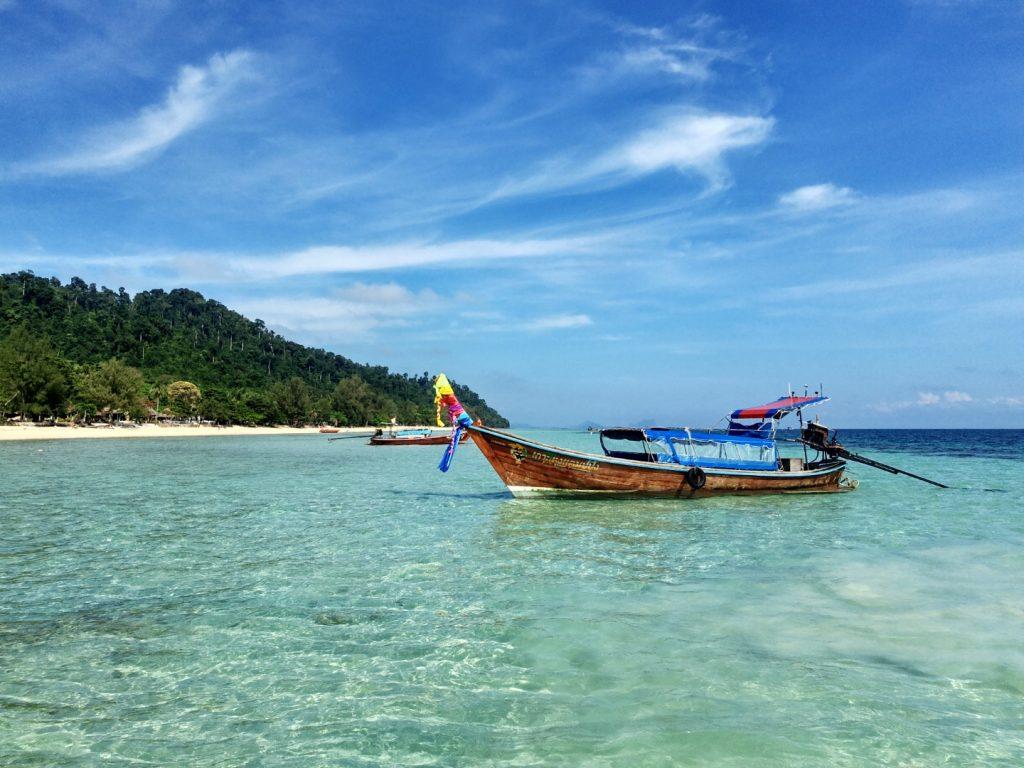 Koh Ngai plaża