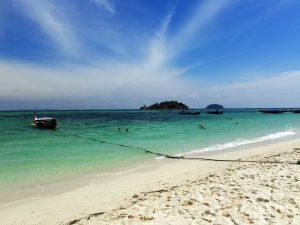Plaża na Koh Lipe