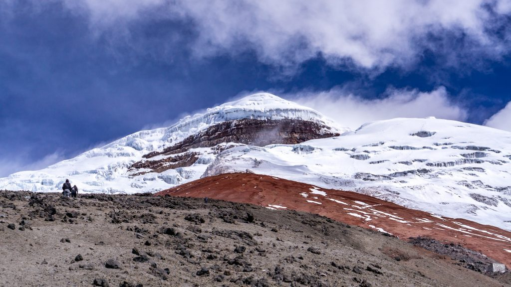 Cotopaxi, Wulkan, Ekwador