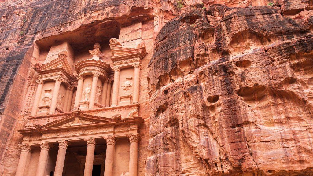 Petra Wadi Musa Jordania