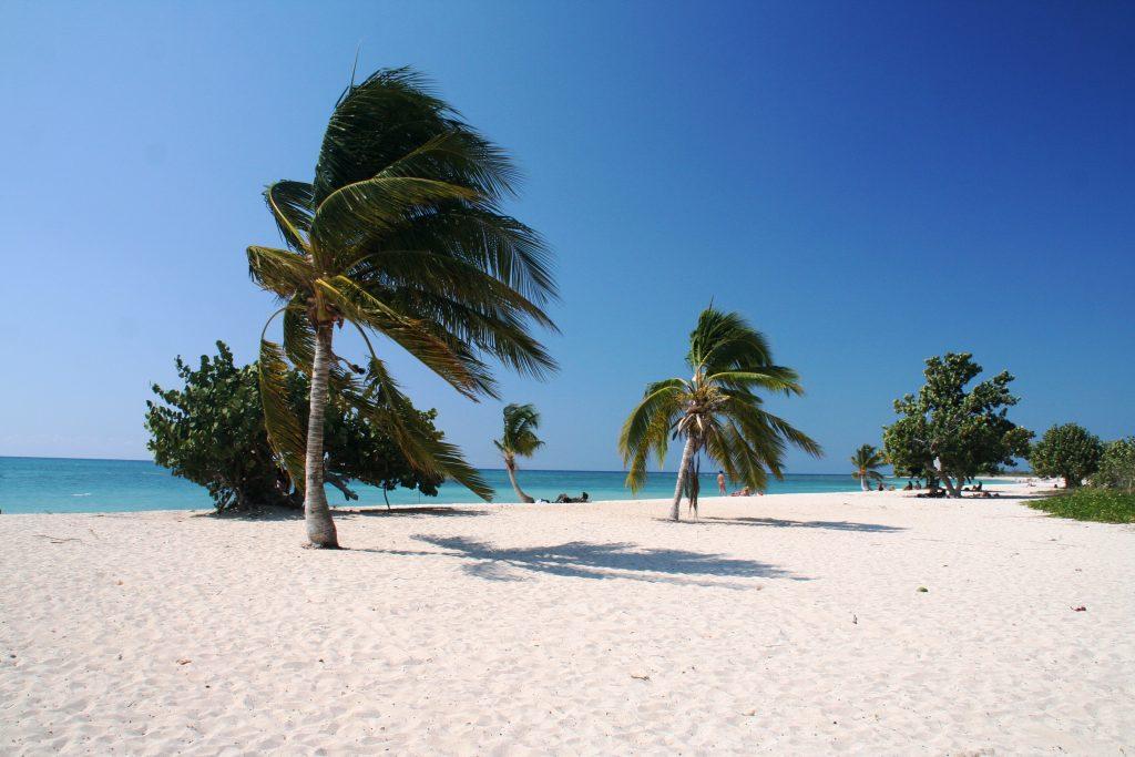 karaibska plaża Varadero Kuba