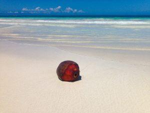 plaża Tulum Meksyk