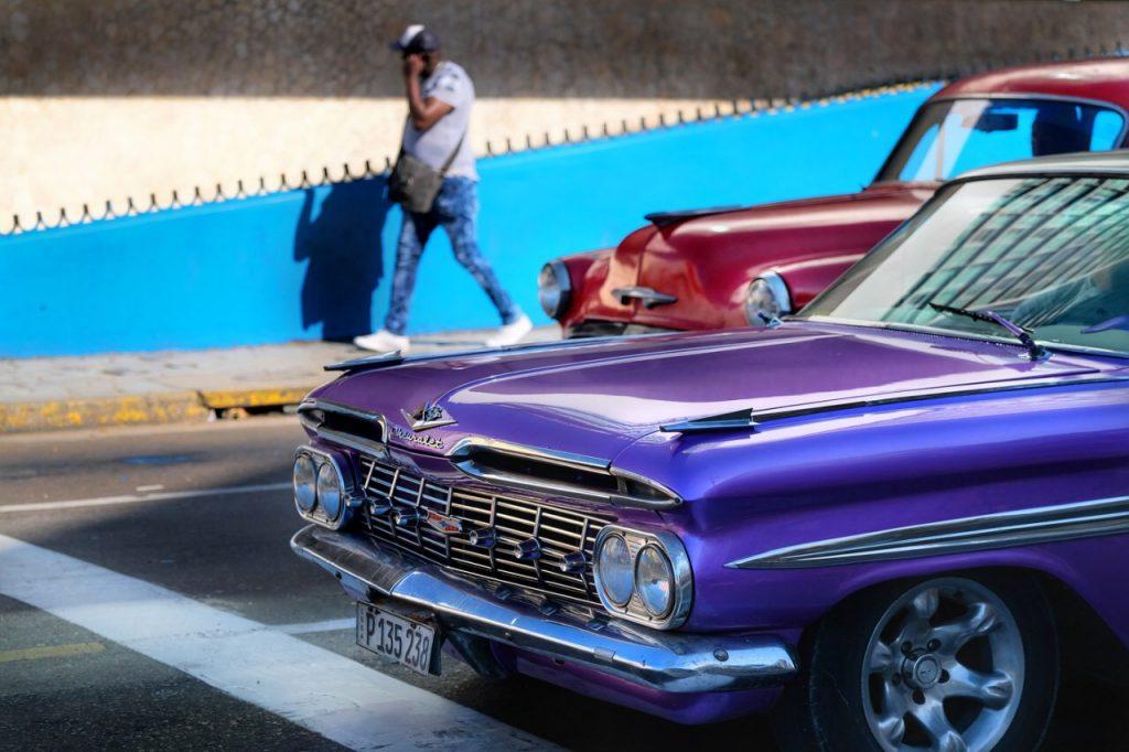 Relaksmisja Havana